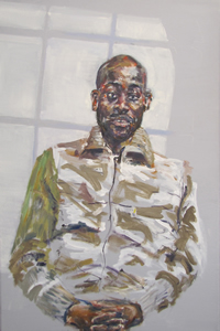 Abdul - Oil on Canvas 30inx30in
